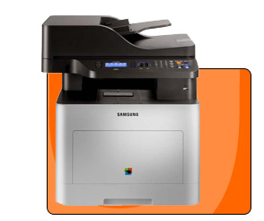 Samsung CLX-6260FD colour photo copier